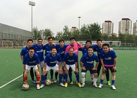 协晟赞助北大光华2009MBA足球俱乐部