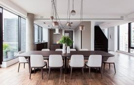 意大利家具品牌Poliform打造纽约私宅